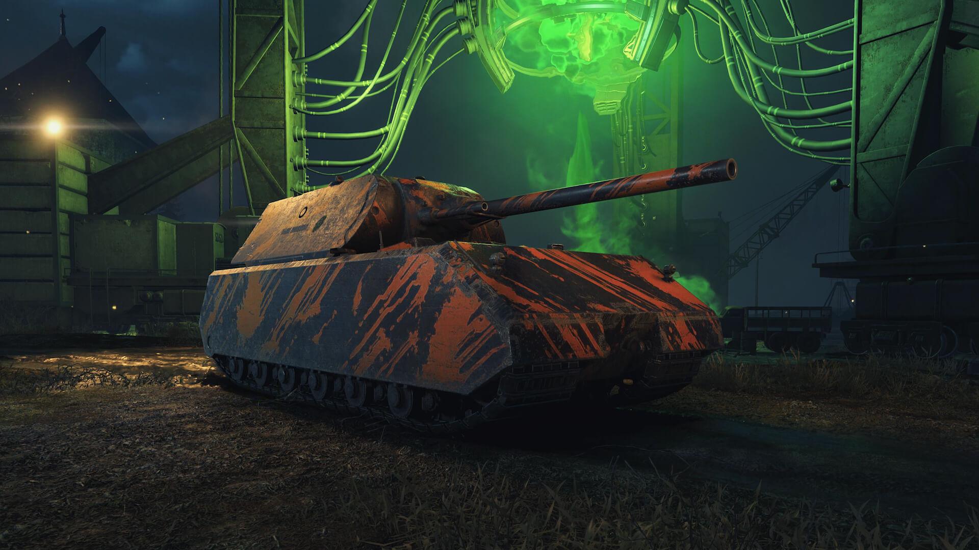 Wot Halloween Reward 2020 Enter the Dark Front this Halloween! | Announcements | World of Tanks
