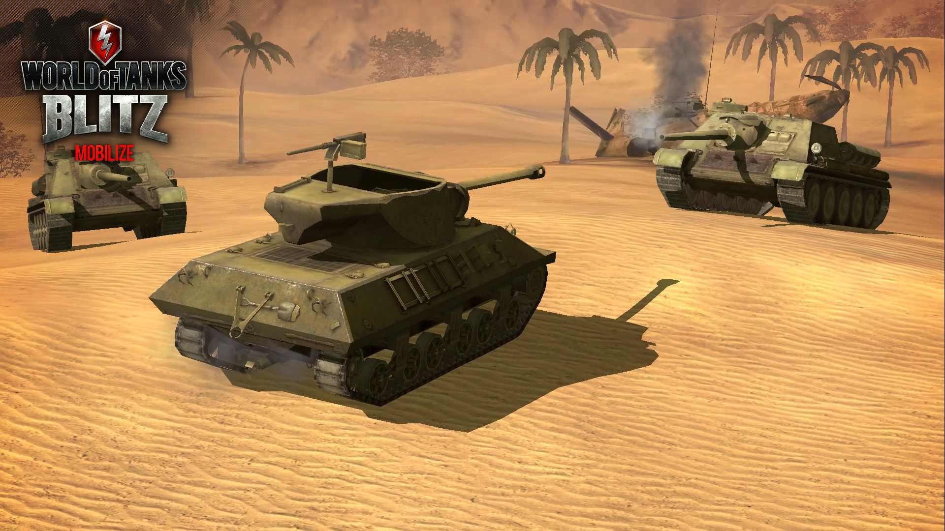 World of Tanks Blitz is Here! | Announcements | World of Tanks