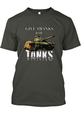 give thanks with tanks t