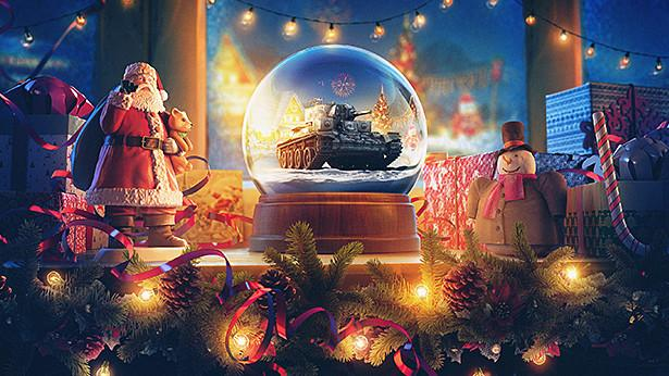 Wot Christmas 2019 Events | World of Tanks