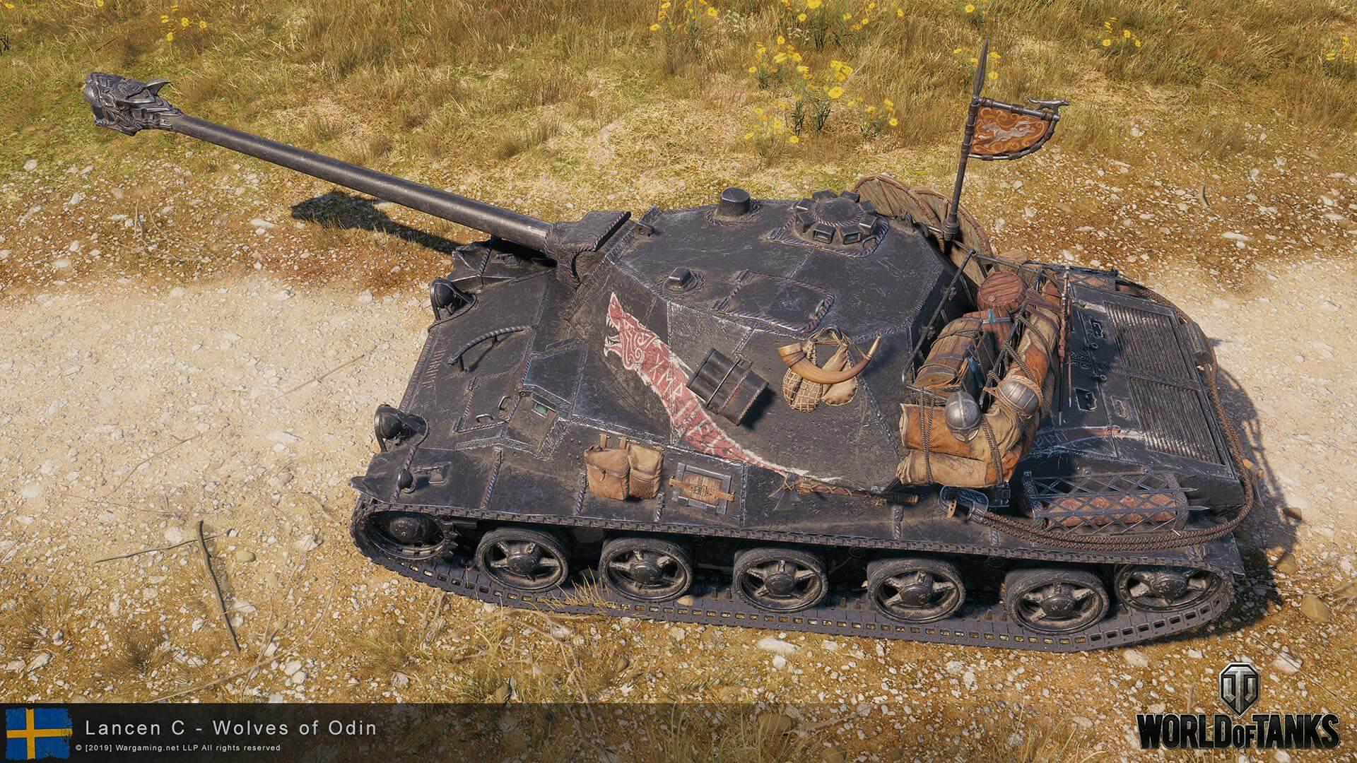 Special Pre Sale Offer Lansen C Premium Shop Offers World Of Tanks