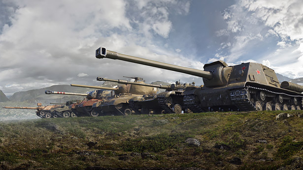 Play Your Tank Type Right in June! | Missions | World of Tanks