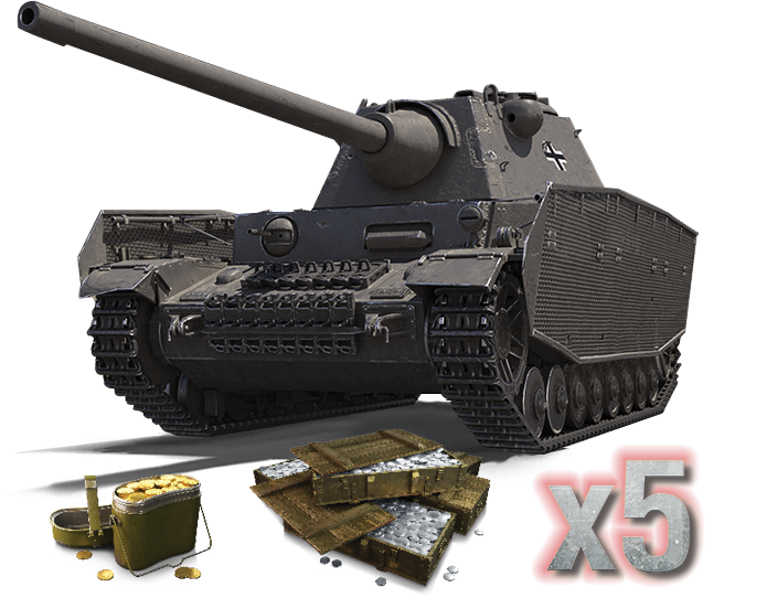 Specials For 2019: Type 62 + Pz.Kpfw. IV Schmalturm