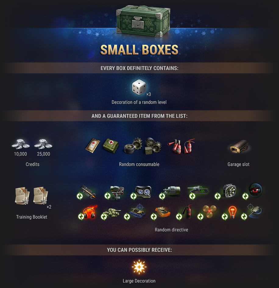 World Of Warships Christmas Containers 2021 Holiday Ops 2021 Event Guide