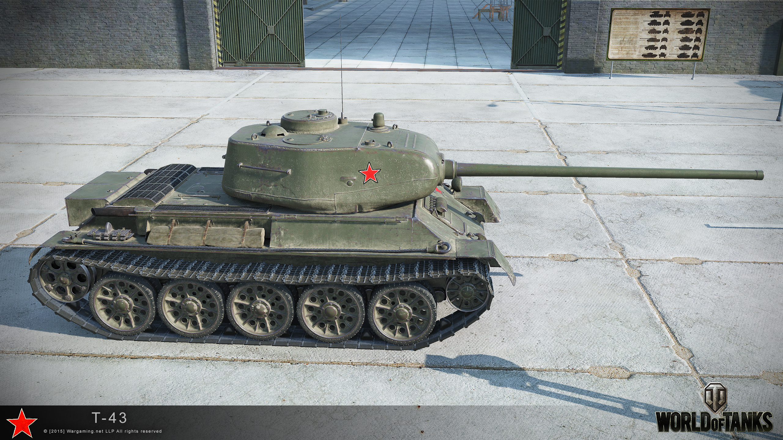 A 43 Wot vehicles in update 9.15   world of tanks