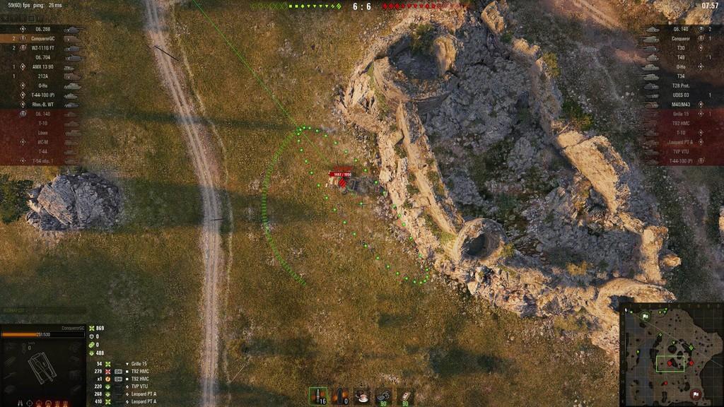 Tank of tanks game online