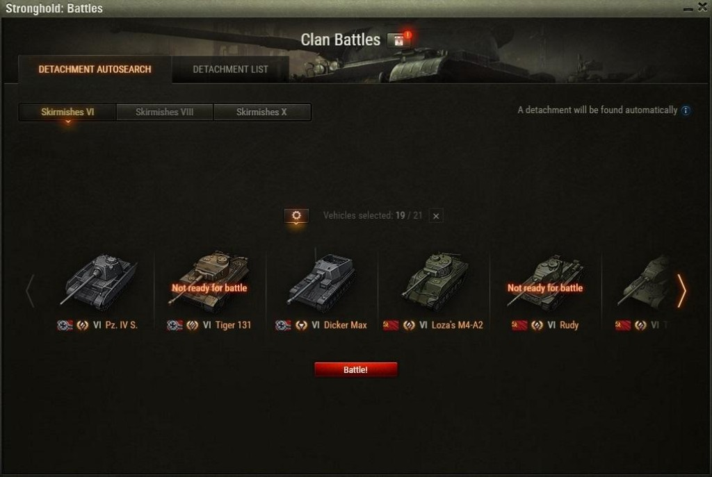 Clans - 2018 Recap and Road Ahead | Clans | World of Tanks