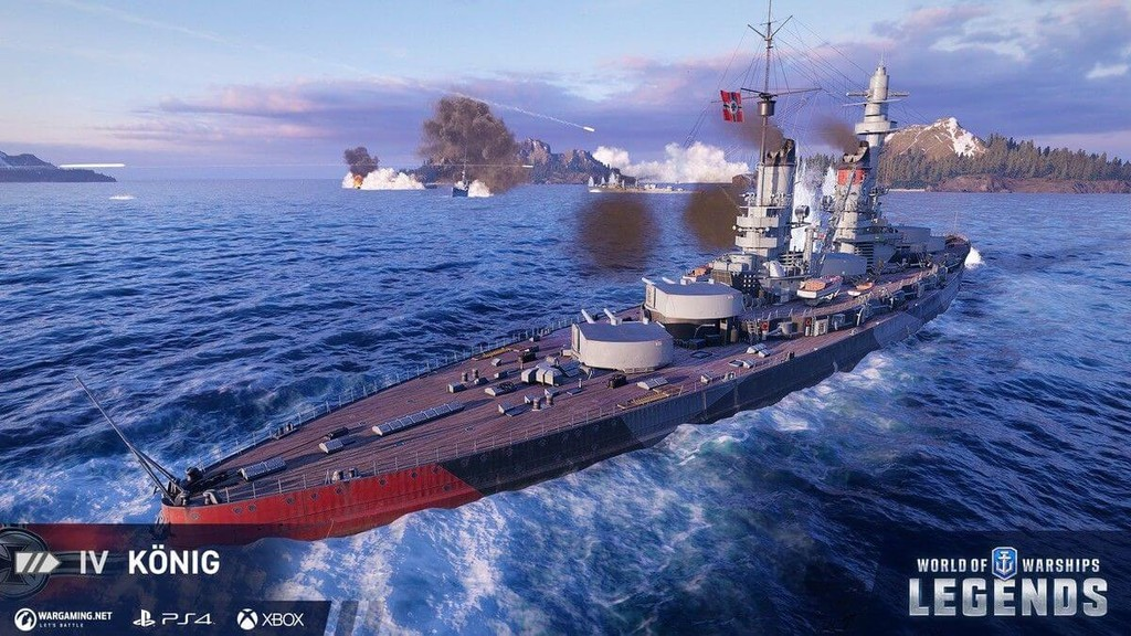 World of Warships: Legends is Here! | Announcements | World
