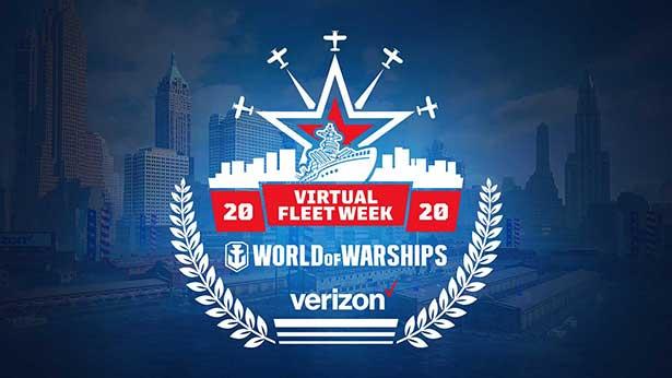 World of Warships: Virtual Fleet Week