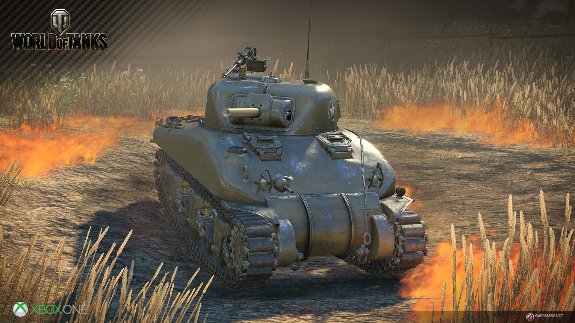 World of Tanks is Coming to Xbox One! | Announcements | World of Tanks