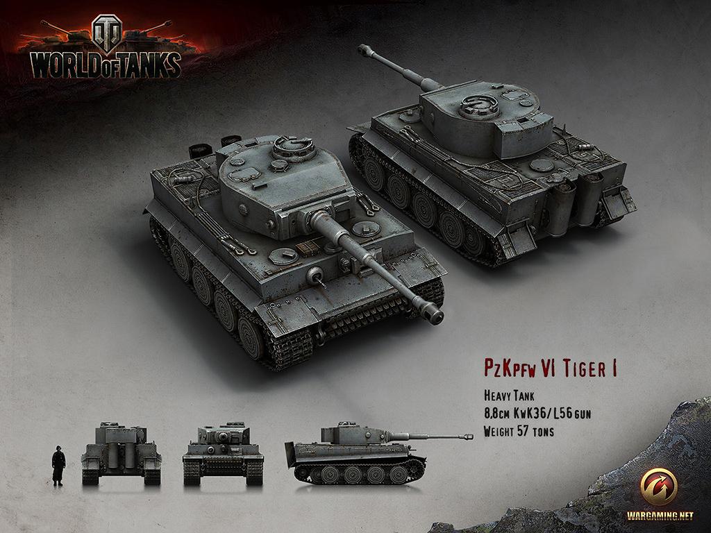 Tiger I Tanques Imágenes Artículos Y Videos Sobre World