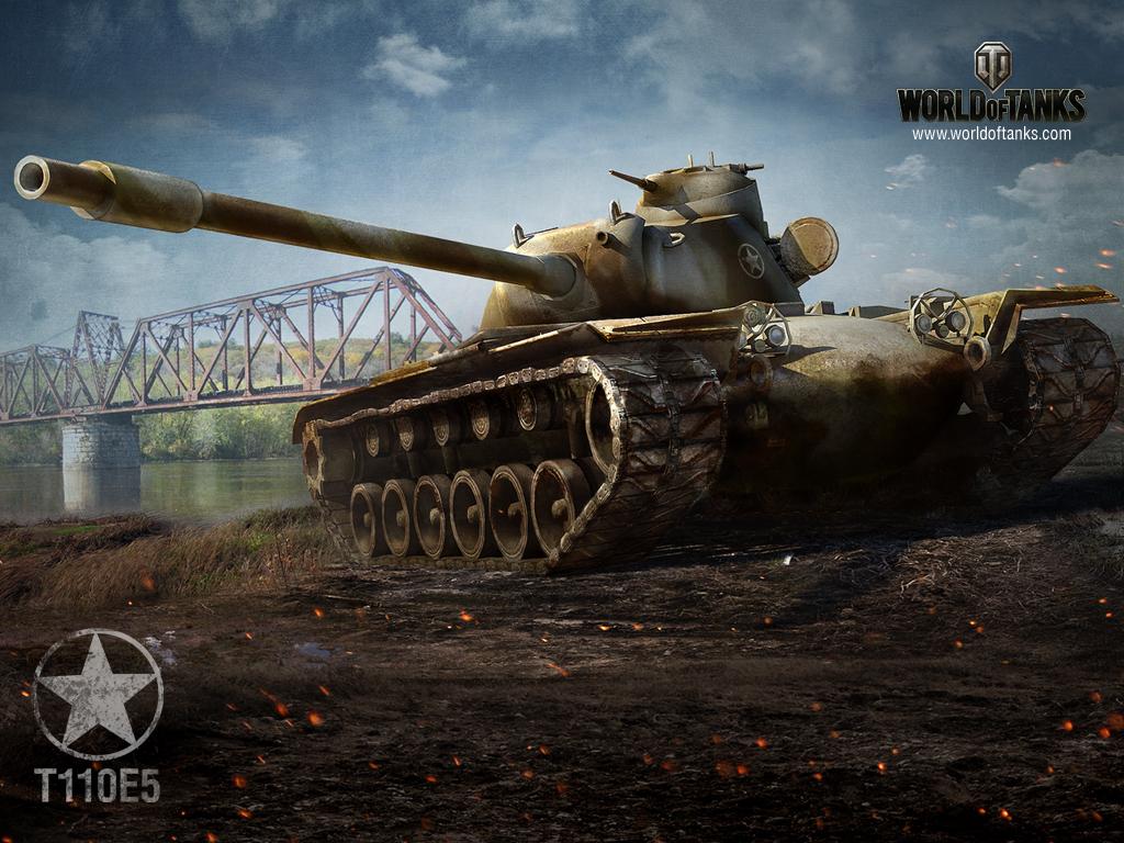 T110E5 Posters | Tanks: World of Tanks media, best videos