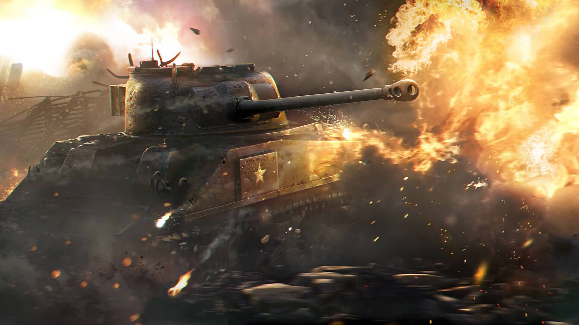 How to solve the World of Tanks update/install critical error